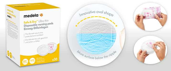 Medela подплънки Safe&Dry Ultra Thin